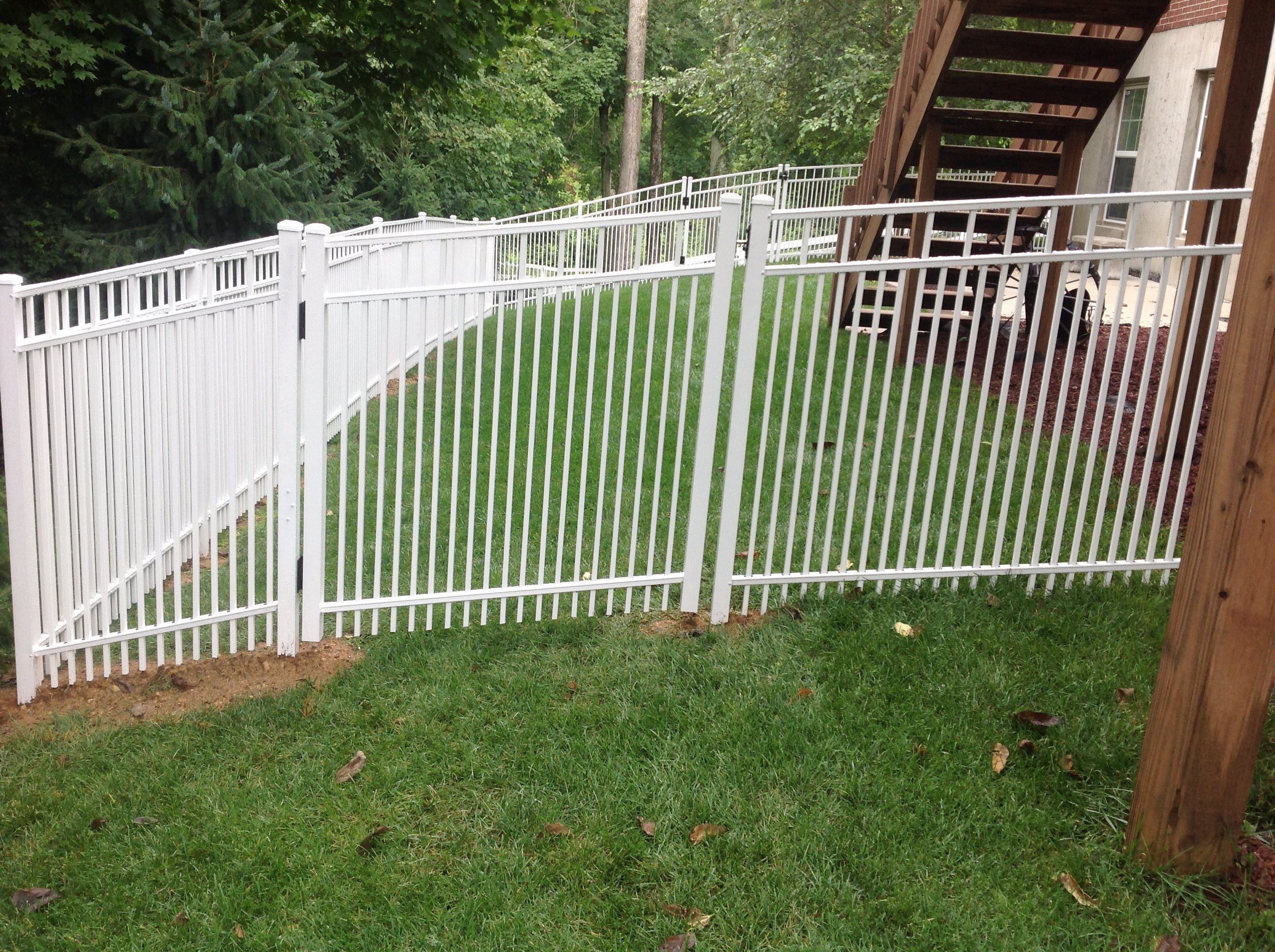 Aluminum Fences Burcor Fence
