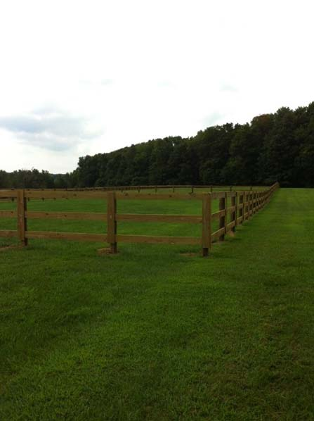 Burcor Fencing did a Wonderful Job