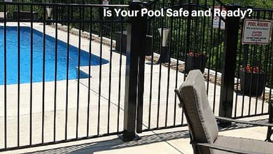 Summer is Coming – Is Your Pool Ready?