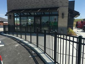 commercial fencing Kentucky