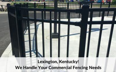 Burcor Fencing Serves Lexington, Kentucky!
